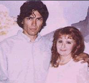 "Married 1996: ""Night Stalker"" Richard Ramirez and Doreen Lioy"